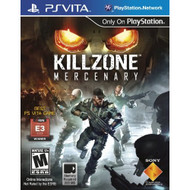 Killzone Mercenary For Ps Vita With Manual and Case - EE703229
