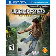 Uncharted: Golden Abyss PlayStation Vita For Ps Vita - EE703230