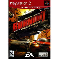 Burnout Revenge For PlayStation 2 PS2 Flight With Manual and Case - EE703253