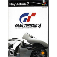 Gran Turismo 4 For PlayStation 2 PS2 Racing With Manual and Case - EE703255