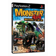 Monster 4X4: Masters Of Metal For PlayStation 2 PS2 Racing With Manual - EE703261