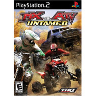 MX Vs ATV Untamed For PlayStation 2 PS2 Flight With Manual and Case - EE703268