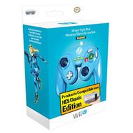 Fight Pad Controller Zero Suit Samus For Wii U Blue FGC032 - EE703291