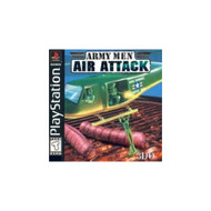Army Men Air Attack For PlayStation 1 PS1 With Manual and Case - EE703315