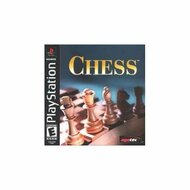 Chess For PlayStation 1 PS1 Puzzle With Manual and Case - EE703319