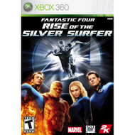 Fantastic 4: Rise Of The Silver Surfer For Xbox 360 - EE703329
