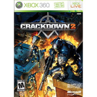 Crackdown 2 For Xbox 360 Shooter - EE703340