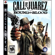 Call Of Juarez: Bound In Blood For PlayStation 3 PS3 - EE703384