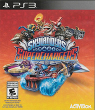 Skylanders Superchargers Standalone Game Only For PS3 For PlayStation  - EE703389