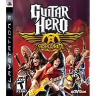 Guitar Hero Aerosmith Game Only For PlayStation 3 PS3 Music - EE703404