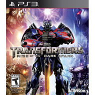 Transformers Rise Of The Dark Spark For PlayStation 3 PS3 - EE703412
