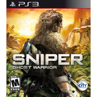 Sniper: Ghost Warrior For PlayStation 3 PS3 - EE703430