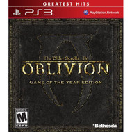 The Elder Scrolls IV: Oblivion Game Of The Year Edition For - EE703431