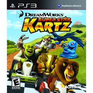 Dreamworks Super Star Kartz For PlayStation 3 PS3 Flight - EE703432