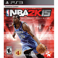 NBA 2K15 For PlayStation 3 PS3 Basketball - EE703467