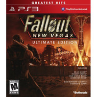 Fallout: New Vegas Ultimate Edition For PlayStation 3 PS3 Shooter - EE703478