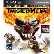 Twisted Metal For PlayStation 3 PS3 Fighting - EE703481