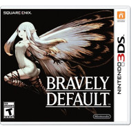 Bravely Default Nintendo For 3DS RPG With Manual And Case - EE703509