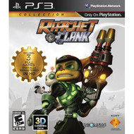 Ratchet And Clank Collection For PlayStation 3 PS3 - EE703531