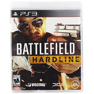 Battlefield Hardline For PlayStation 3 PS3 - EE703532