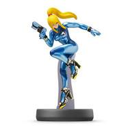 Zero Suit Samus Amiibo Super Smash Bros Series Figure - EE703542