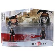 Disney Infinity Play Set Pack Lone Ranger Play Set Figure - EE703572