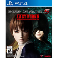 Dead Or Alive 5 Last Round For PlayStation 4 PS4 Fighting - EE703585