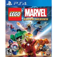 Lego Marvel Super Heroes For PlayStation 4 PS4 - EE703587