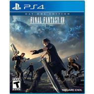 Final Fantasy XV For PlayStation 4 PS4 RPG - EE703593