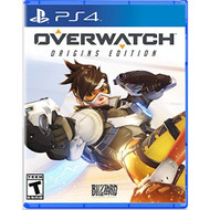 Overwatch Origins Edition For PlayStation 4 PS4 Fighting - EE703599