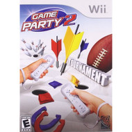 Game Party 2 For Wii Arcade - EE703612