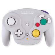 Nintendo OEM Wavebird Wireless Controller With Receiver Grey For - EE703630