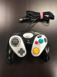 Pelican G3 Control Controller For GameCube Black YWQ465 - EE703642