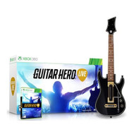 Guitar Hero Live Bundle Xbox 360 Guitar And Game For Xbox 360 FSO922 - EE703648