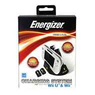 Energizer 3X Charge Station For Wii U Charging PL-8507 - EE703650