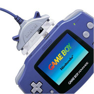Link Cable For Game Boy Advance And For GameCube Indigo DOL-011 - EE703654