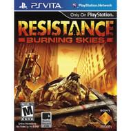 Resistance: Burning Skies PlayStation Vita For Ps Vita Shooter - EE703660