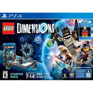 Lego Dimensions Starter Pack For PlayStation 4 PS4 - EE703681