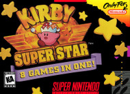 Kirby Super Star For Super Nintendo SNES - EE703704
