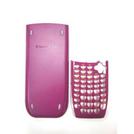 Ti 84 Plus Silver Edition Slide Purple Cover And Purple Faceplate - EE703714