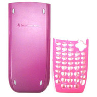 Ti 84 Plus Silver Edition Slide Purple Cover And Hot Pink Faceplate - EE703715