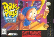 Porky Pig's Haunted Holiday For Super Nintendo SNES - EE703740