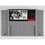 Madden NFL 96 For Super Nintendo SNES Football - EE703746