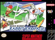 Bugs Bunny: Rabbit Rampage For Super Nintendo SNES - EE703749