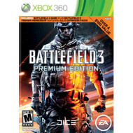 Battlefield 3 Premium Edition Xbox 360 For Xbox 360 Shooter - EE703818