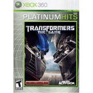 Transformers The Game For Xbox 360 - EE703816