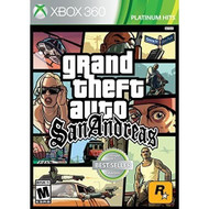Grand Theft Auto: San Andreas For Xbox 360 - EE703824