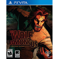 The Wolf Among US For Ps Vita - EE703856