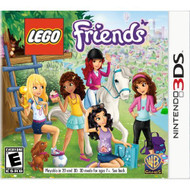 Lego Friends Nintendo For 3DS - EE703926