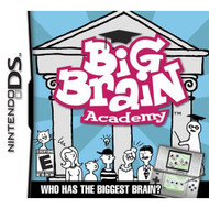 Big Brain Academy For Nintendo DS DSi 3DS 2DS Puzzle Games - EE703961